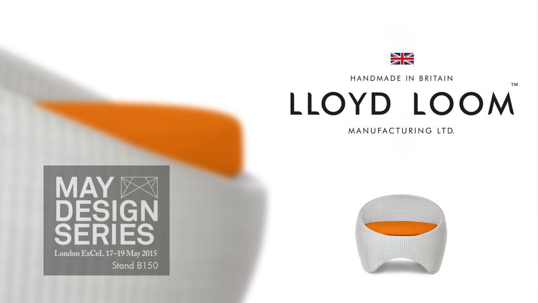 Lloyd Loom at the may design series