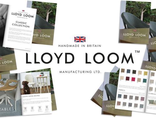 Lloyd Loom Blog Brochure