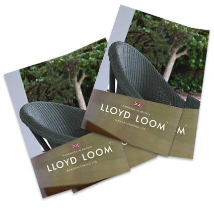 Lloyd Loom Classic Collection Brochures