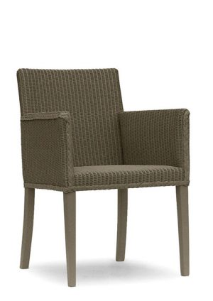 Lloyd Loom Abbot Carver Dining Chair TC003W