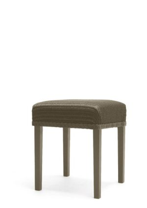 Lloyd Loom Abbot Low Stool TS005W