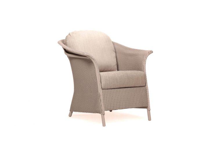 Lloyd Loom Banford Armchair with standard cushions TA010