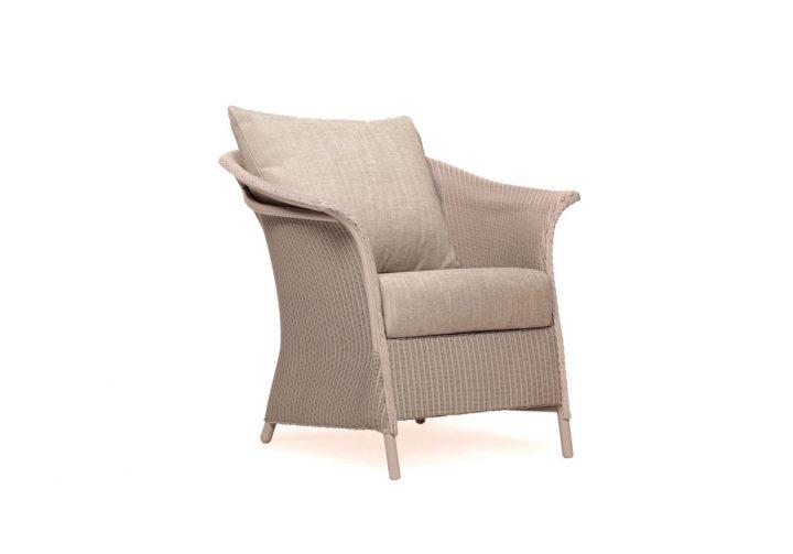 Lloyd Loom Banford Armchair with scatter cushions TA010S