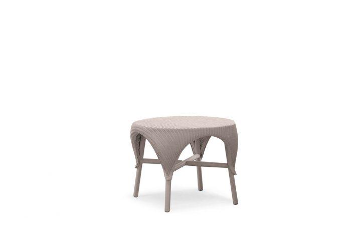 Lloyd Loom Bamford Side Table TA012W
