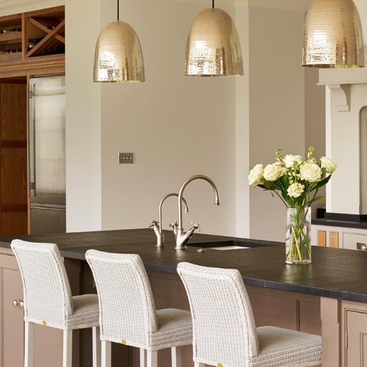 Lloyd Loom for Kitchen design