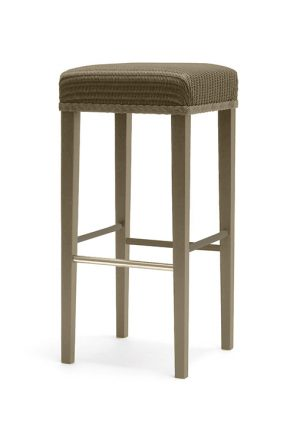 Lloyd Loom Abbot High Stool