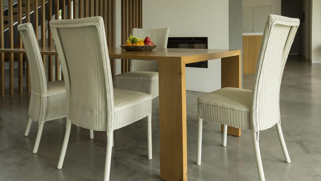 Lloyd Loom Hadfield dining chair
