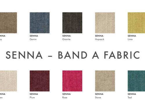 Senna - Band A Lloyd Loom Fabrics