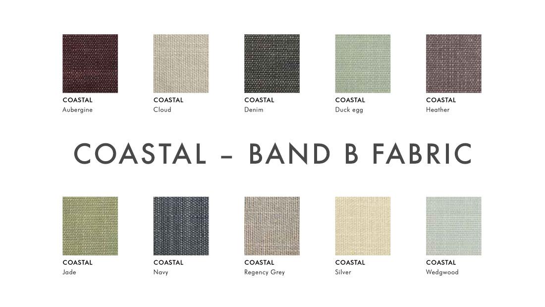 Lloyd Loom Coastal Fabric