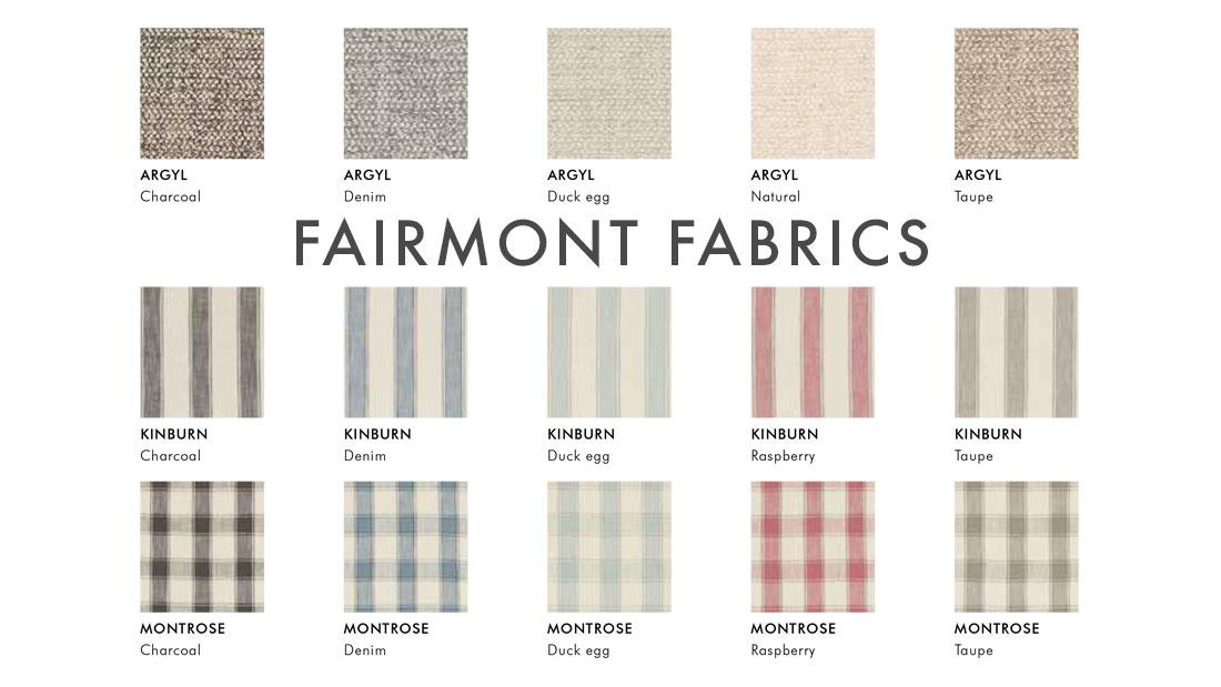 Lloyd Loom luxury Fairmont Fabric