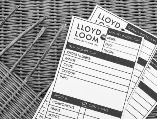 Quality Lloyd Loom Furniture