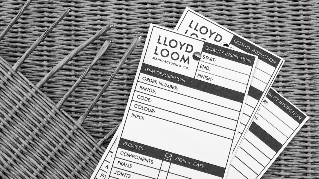 Quality Lloyd Loom Furniture