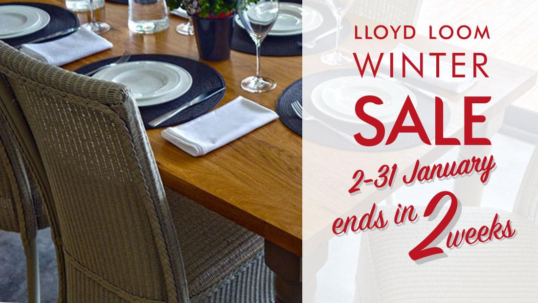 Lloyd Loom discount sale